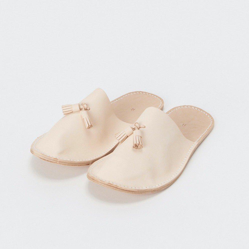 Hender Scheme <br />leather slipper