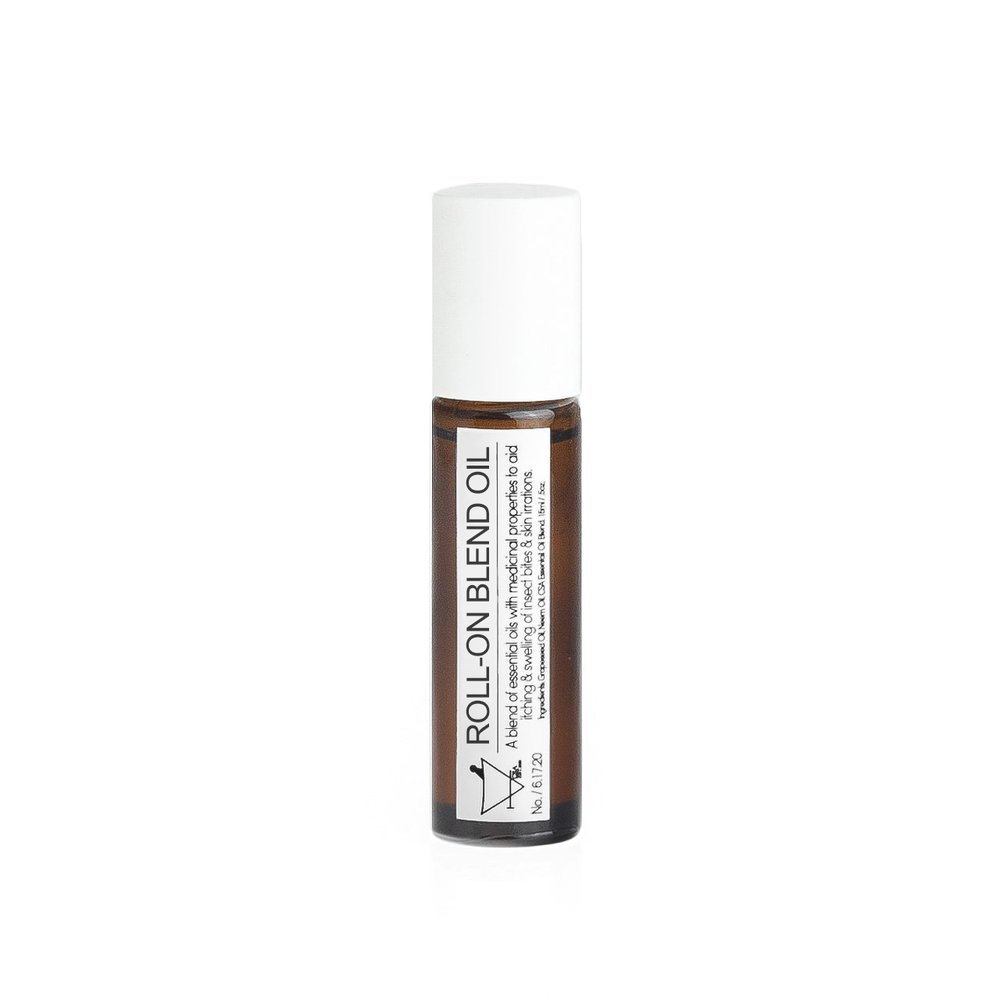 Cold Spring Apothecary <br />Roll-On Blend Body Oil