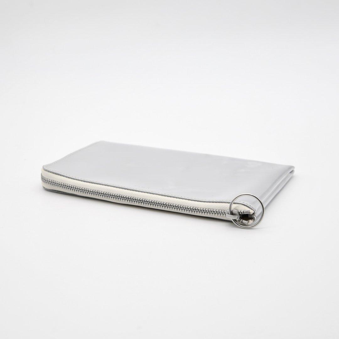 TEMBEA<br />COLLECT PURSE (Mirror Silver)