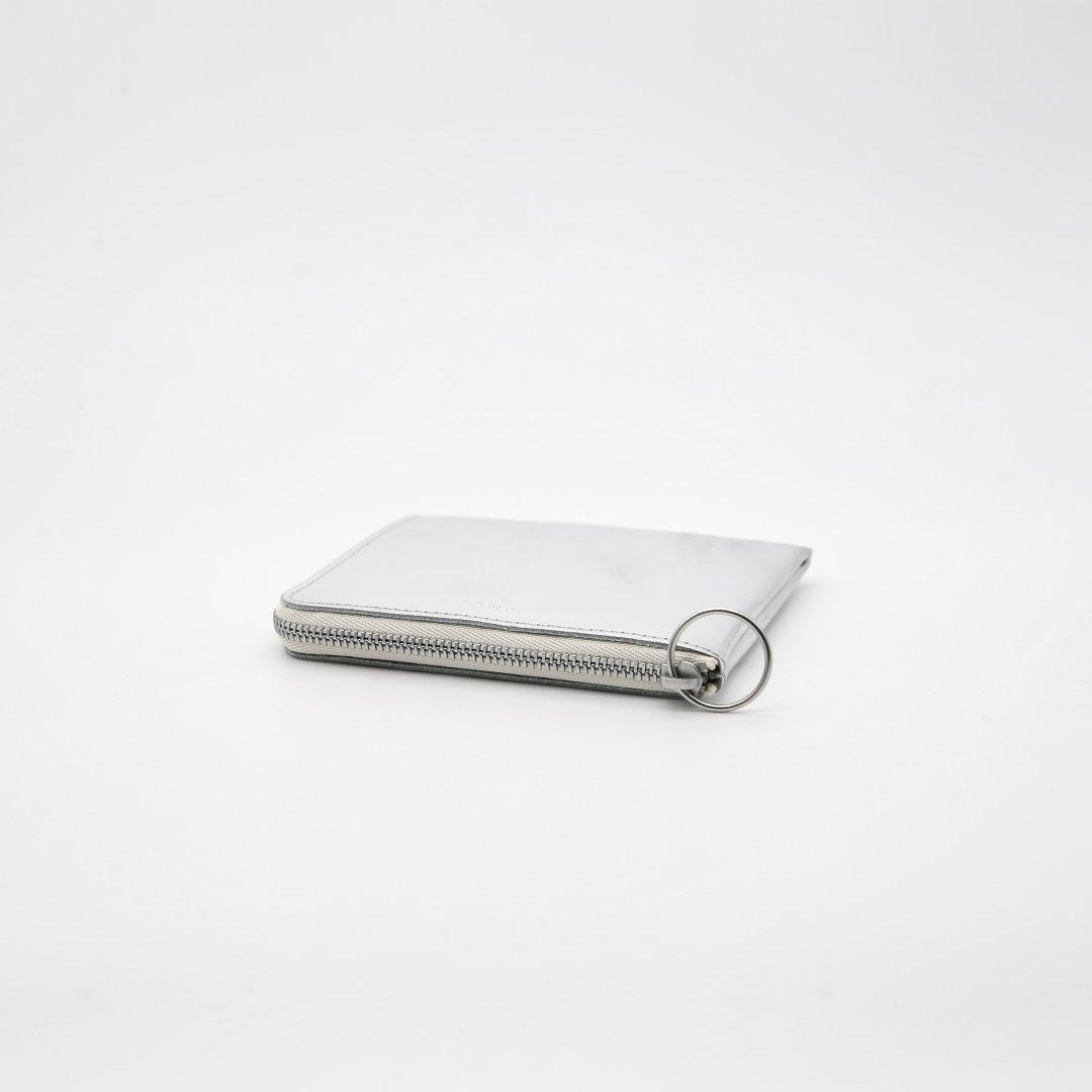 TEMBEA<br />CHANGE PURSE (Mirror Silver)