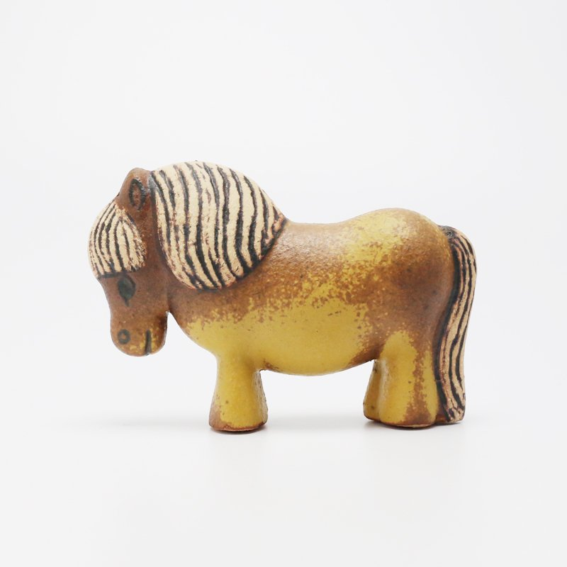 Lisa Larson  SKANSEN  Pony<br />リサラーソン ポニー