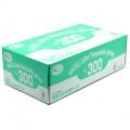 No.300 エンゼルラテックスグローブ(粉付)S 100枚 サンフラワー ラテックス手袋