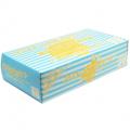 メディテックジャパン プラスチック手袋 NEXT ブルー 粉なし L 100枚 食品衛生法・新規格基準合格品