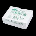 6折ナプキン 白 1000枚×10パック(10000枚)【ケース】
