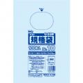 ビニール袋 規格袋 10号サイズ 厚み0.03mm 透明 1000枚(100枚×10冊入)