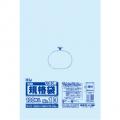 ビニール袋 規格袋 13号サイズ 厚み0.03mm 透明 1000枚(100枚×10冊入)