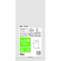 TA30 レジ袋 30号 (東日本12号/西日本30号) 厚み0.013mm 白 100枚 ポリ袋