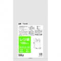 TA45 レジ袋 45号 (東日本45号/西日本45号) 厚み0.018mm 白 100枚 ポリ袋