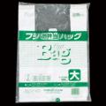 フジバッグ 弁当バッグ 大 厚み0.017mm 白 100枚 レジ袋 ランチバッグ ポリ袋