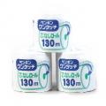 業務用トイレットペーパー ペンギン ワンタッチ 芯なし 個包装 130m 1R シングル 48個入【ケース】