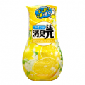 小林製薬 トイレの消臭元 爽やかはじけるレモン 400ml