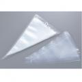 SEKI PE絞り袋 PE-40 50枚入 業務用 使い捨て絞り袋