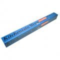 キッチニスタラップ 抗菌ブルー 45cm×50m(旧日立ラップ)30本(ケース) 業務用ラップ