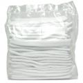 モブキャップ ホワイト 袋入 100枚入×10袋 【ケース】 衛生キャップ 使い捨て