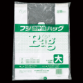 フジバッグ 弁当バッグ 大 厚み0.017mm 白 100枚×10袋 【1000枚】 レジ袋 ランチバッグ ポリ袋