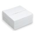 2PLYナプキン 白 45cm角 8折 100枚×20パック(2000枚)【ケース】