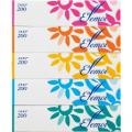 カミ商事 ティッシュペーパー エルモア 5箱入×12パック(60箱)【ケース】