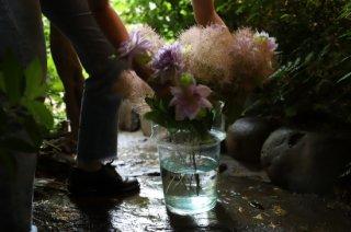 LIGHT YEARS (ライトイヤーズ)花器 ミントティーグラスXL