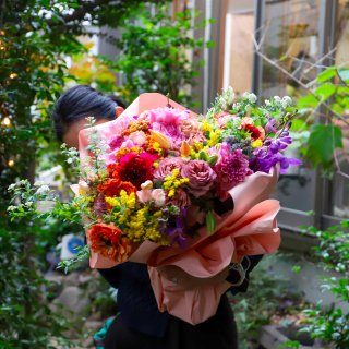 little original 2021 spring bouquet(全国配送)