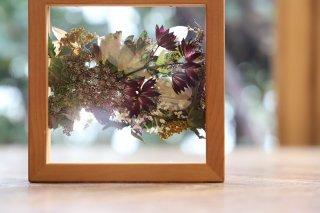 framed pressed flower 2021 Winter 8