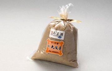 生甘酒の素1kg (約20人前分)