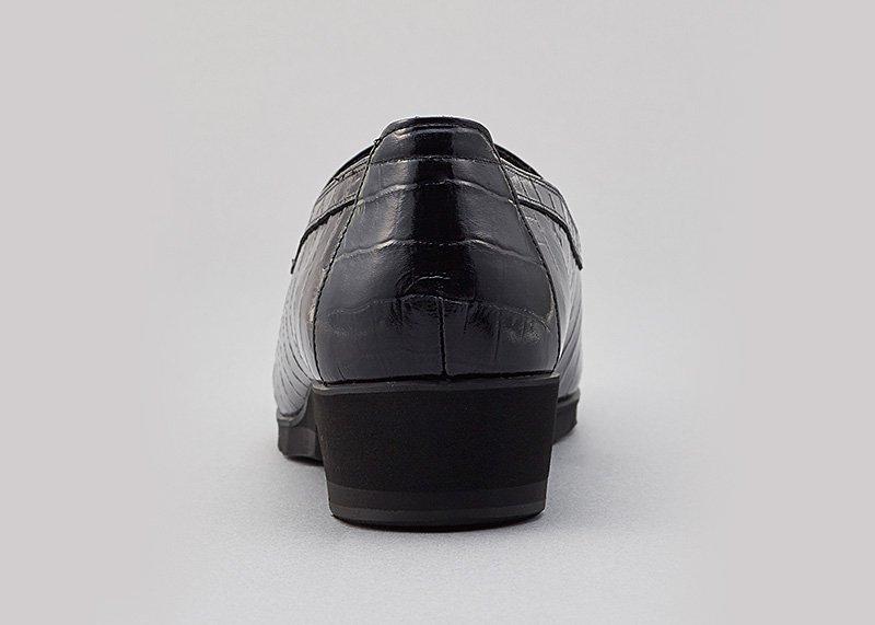 スリッポン 型押しエナメル SL13220