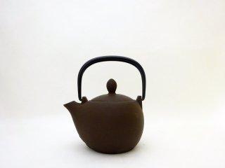 南部鉄器 急須 マロン こげ茶