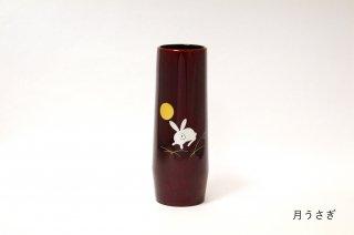 花瓶(大) 玉虫塗