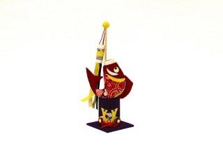 端午の飾り 踊り鯉 2-2