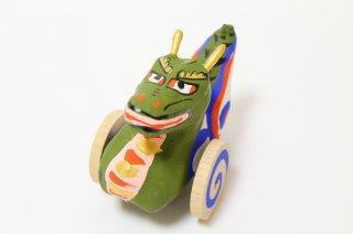 三春張子 タツ車