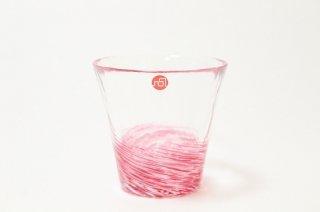 津軽びいどろ 12色のグラス 桜