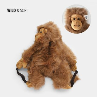 【40%OFF】 WILD&SOFT | Backpack Monkey