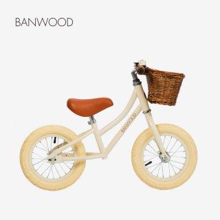 【お取り寄せ品】BANWOOD | バランスバイク  ( CREAM )