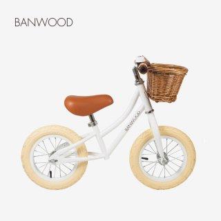 【お取り寄せ品】BANWOOD | バランスバイク  ( WHITE )
