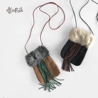 【40%OFF】 elfinfolk | fringe pochette