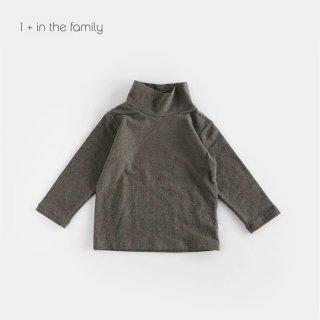 【40%OFF】 1+in the famiry | BIELSA turtleneck top / terrau | 9mのみ