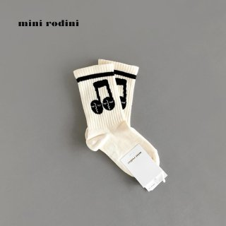 【40%OFF】mini rodini | NOTES SOCKS