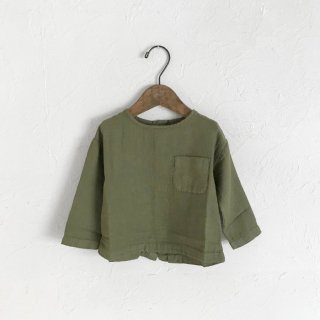 【40%OFF】 Omibia | KUITO Tops | Juniper | 12m-6y