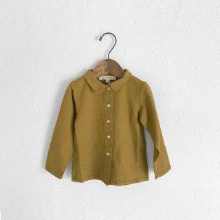 【40%OFF】 Omibia | MAURICE Shirts | Saffron | 12m-6y