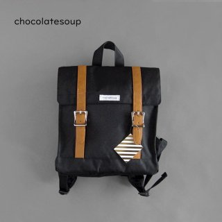 <img class='new_mark_img1' src='https://img.shop-pro.jp/img/new/icons8.gif' style='border:none;display:inline;margin:0px;padding:0px;width:auto;' />chocolatesoup | SQUARE LESSON BAG BLACK
