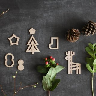 Sukima | forest ornament / 森のオーナメント