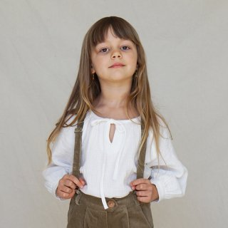HOUSE OF PALOMA | Amour Blouse | 2y-6y