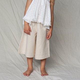 HOUSE OF PALOMA | Matisse Pants ( Naturel Ecru ) |  2y-6y