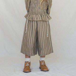 HOUSE OF PALOMA | Matisse Pants ( Jute Linen ) |  2y-6y