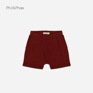 Phil&Phae | FOLD-OVER SHORTS  | 6/12m-7/8y