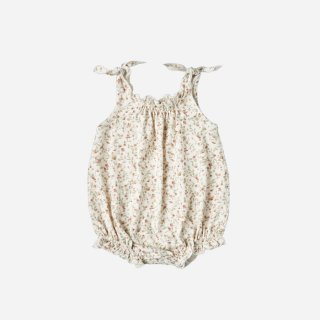 <img class='new_mark_img1' src='https://img.shop-pro.jp/img/new/icons8.gif' style='border:none;display:inline;margin:0px;padding:0px;width:auto;' />Rylee+Cru   spring meadow shoulder tie onesie   IVORY  (6-12m)