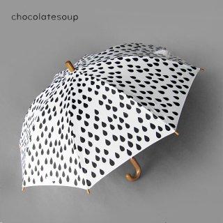 chocolatesoup | KIDS UMBRELLA |  DROP 45-55センチ