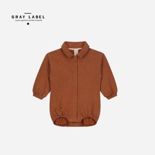 GRAY LABEL   Baby Bodysuit Autumn (6-9m)-(9-12m)