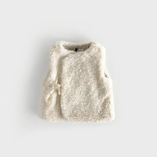 1+in the famiry   CLAIRE vest   6m-12m
