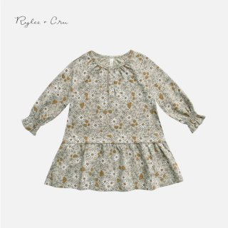 <img class='new_mark_img1' src='https://img.shop-pro.jp/img/new/icons7.gif' style='border:none;display:inline;margin:0px;padding:0px;width:auto;' />Rylee&cru   SWING DRESS   WILD FLOWERS   12-18m〜6-7y